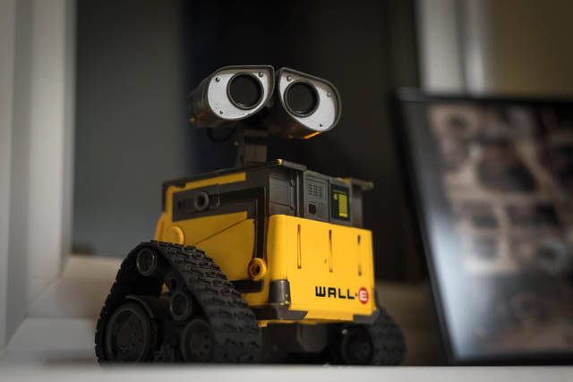 robotica hotel del futuro
