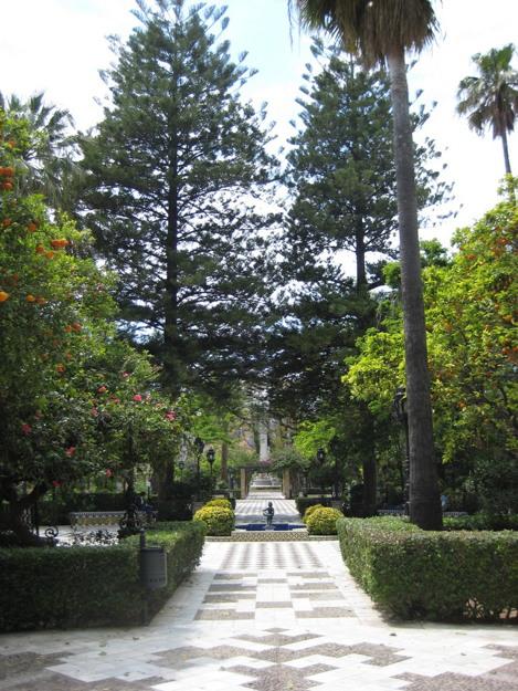 Experiencias en Cádiz pasear Alameda Bahía