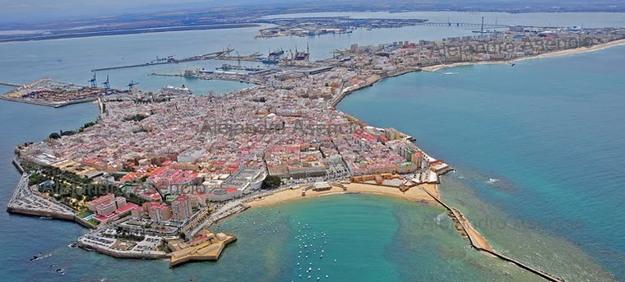 Experiencias en Cádiz, pequeña isla playas