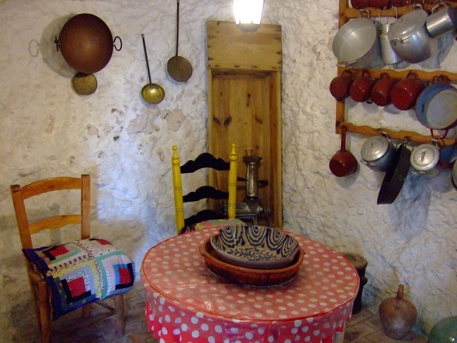alojamientos peculiares cuevas Granada
