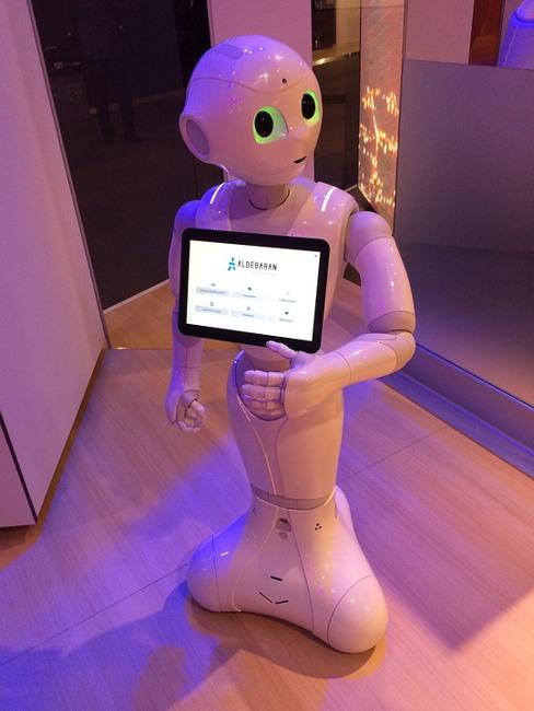alojamientos 4.0 robots tecnología