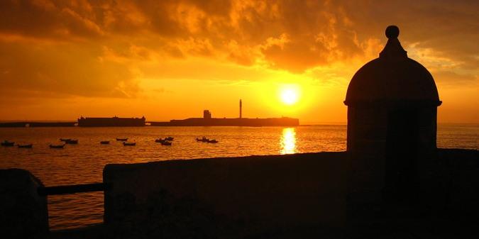 turismo de silencio Cádiz