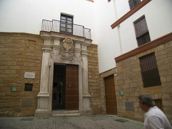 casas gaditanas palacios