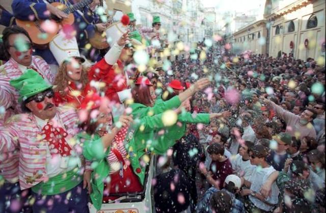 Disfruta del Carnaval de Cadiz