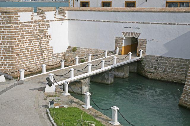 Un dia en Puntales, uno de los barrios con más encanto de Cádiz