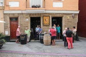 ideas para comer en Cádiz