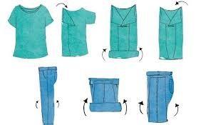 9 consejos para hacer la maleta