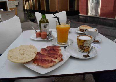 los mejores sitios para desayunar en Cádiz capital