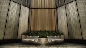 diseño minimalista hotel del futuro