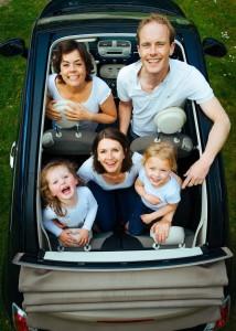 viajar en familia a vivienda turistica