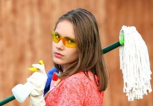 ser un buen huésped cuidar limpiar